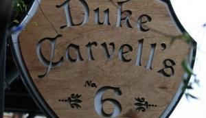 Duke Carvell's