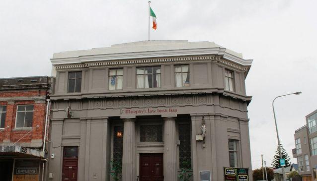 Murphys Law Irish Bar Petone