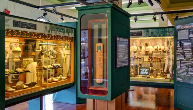 New Zealand Cricket Museum