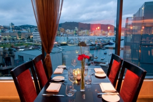 Best Wellington Restaurants With A View