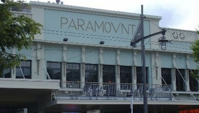 Paramount Cinemas Venue Hire