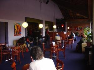 Paramount Cinema Cafe