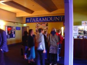 Paramount Cinema Lobby