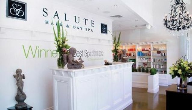 Salute Hair and Day Spa