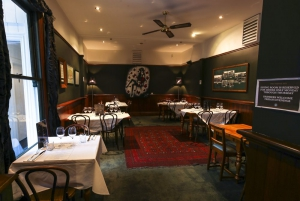 Thistle Inn Dining Room
