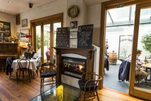 The Thistle Inn Fireplace