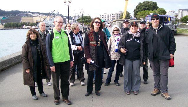 Walk Wellington