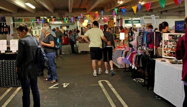 Wellington Underground Market