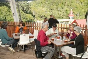 Rata Café at Zealandia © Zealandia