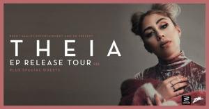 Theia EP Release Tour