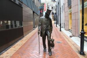 John Plimmer Statue