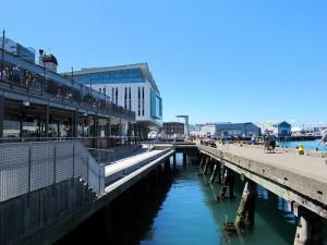 Wellington Waterfront Restaurants