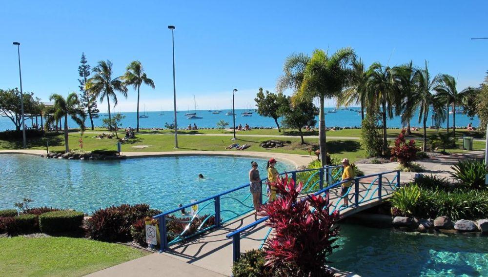 Airlie Beach Lagoon, Free!