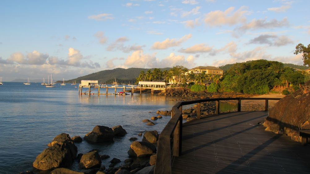 Bicentennial Walking Path, Airlie Beach