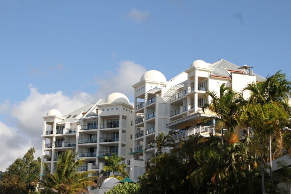 Blue Horizon Resort Apartments