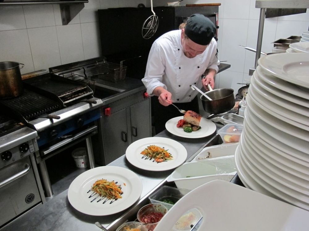 La Tabella Trattoria Chef/Cook