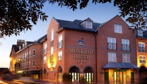 Best Western Monkbar Hotel York