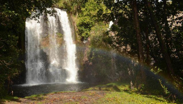 Ntumbachushi Falls (9°51