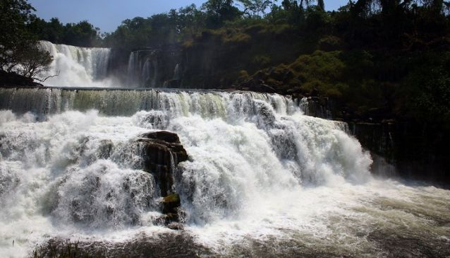 Kabwelume Falls (9°31