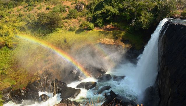 Chishimba Falls (10°06
