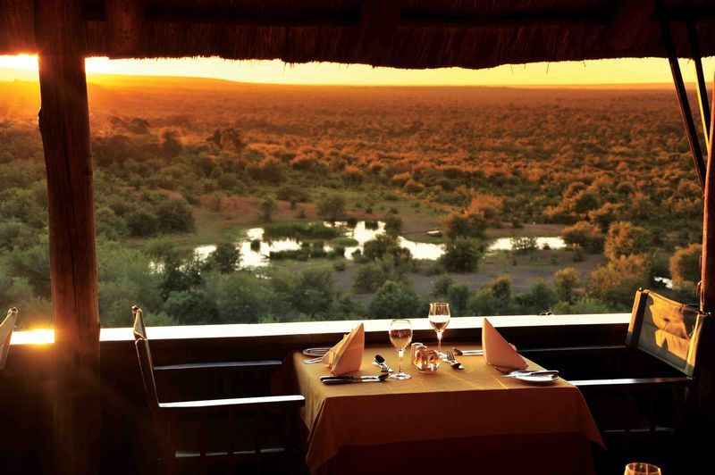 Victoria Falls Safari Lodge 3