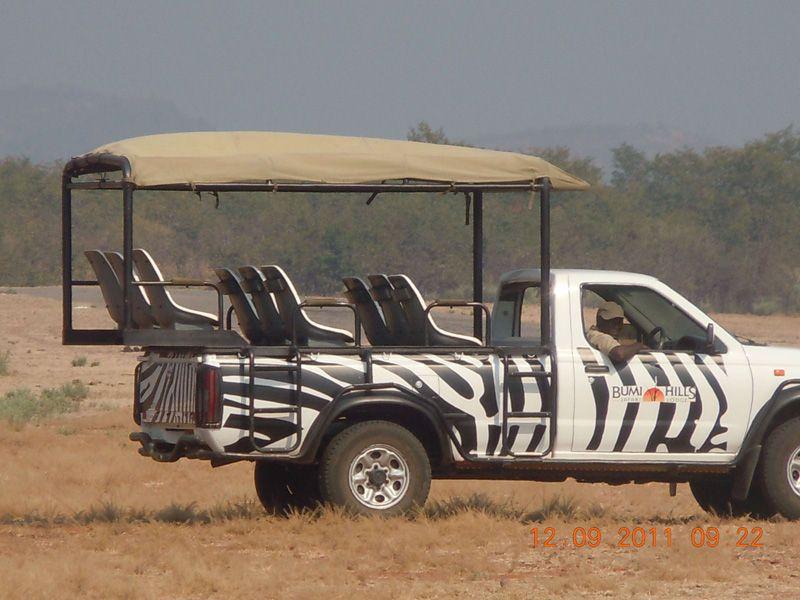 Bumi Hills, Zimbabue