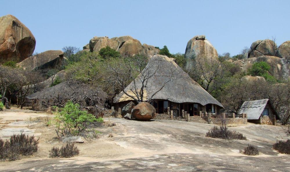 Big Cave Camp