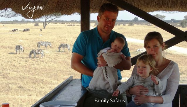 TAKING A YOUNG FAMILY ON SAFARI? YES!