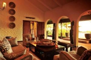 Bumi Hills Lounge Area