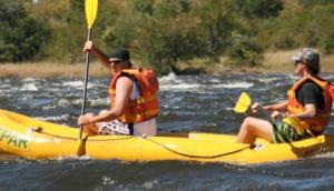 Canoe Safaris (Adventure Zone)