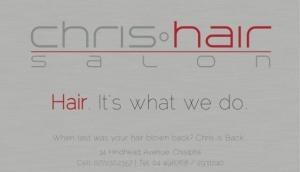 Chris Hair Salon