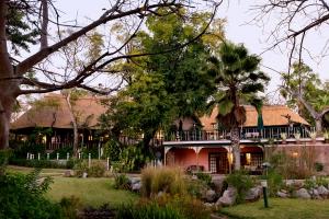 Stanley and Livingstone Safari Lodge