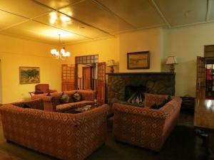Troutbeck Resort Lounge