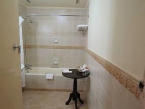 Troutbeck Resort Deluxe Ensuite Bathroom