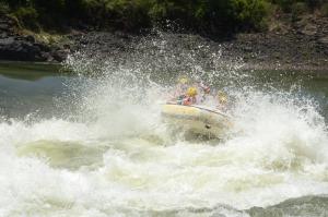 Shearwater White Water Rafting