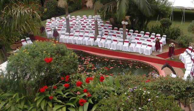 Zimbabwe Garden Weddings