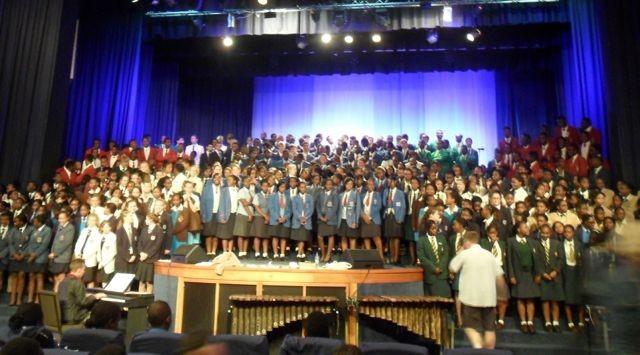 2016 Combined Senior Schools Concert