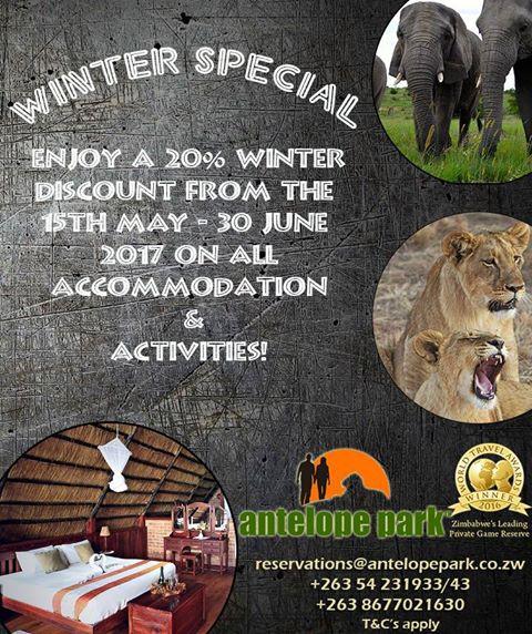 Antelope Park Winter Special
