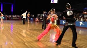 Ballroom and Latin National Open Dance Sport Championships.