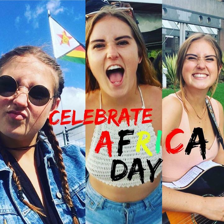 Celebrate Africa with Gemma Griffiths