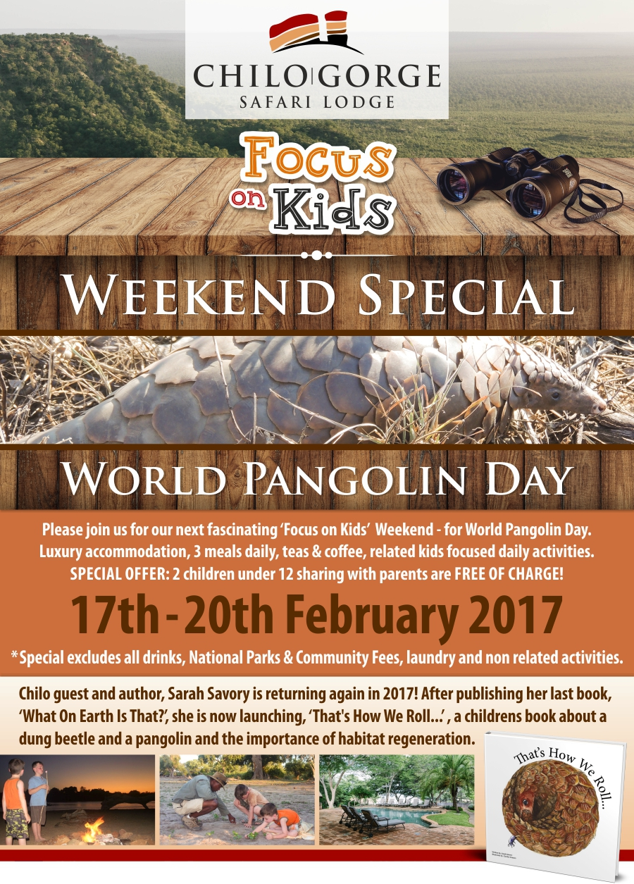 Chilo Gorge February 2017 Focus on Kids Weekend
