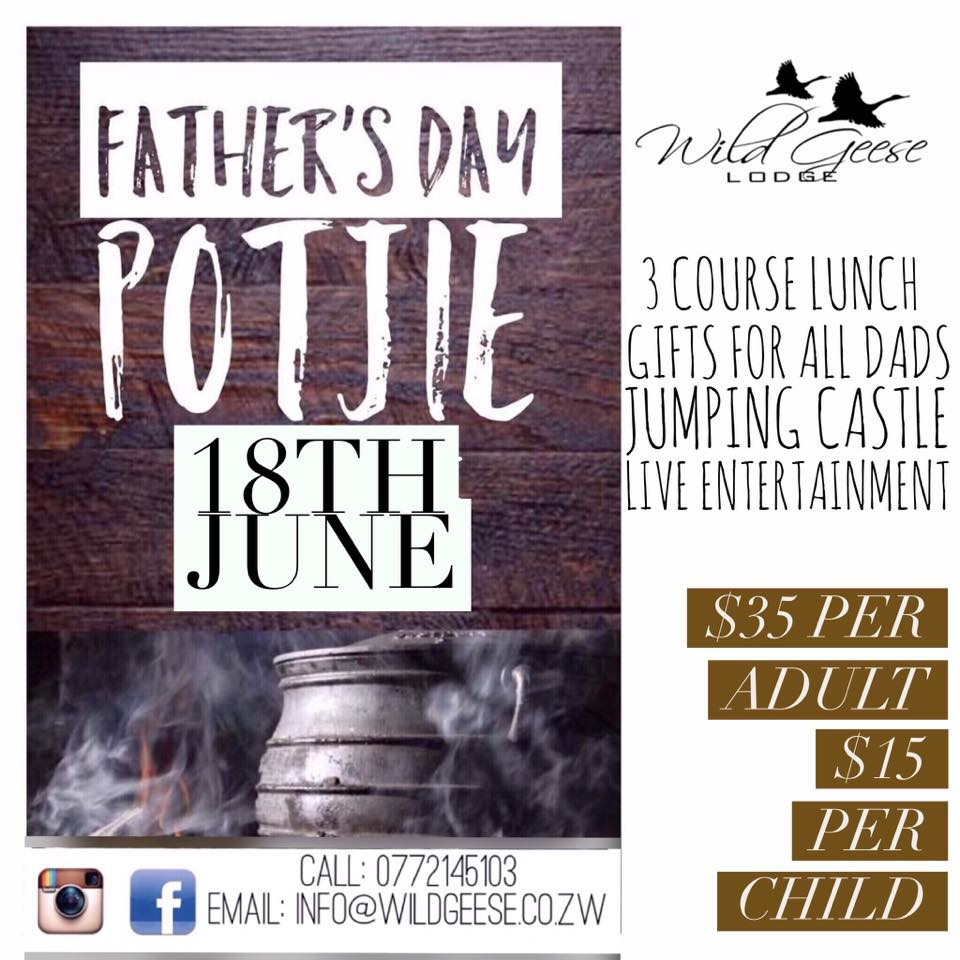 Father's Day Potje At Wild Geese Lodge
