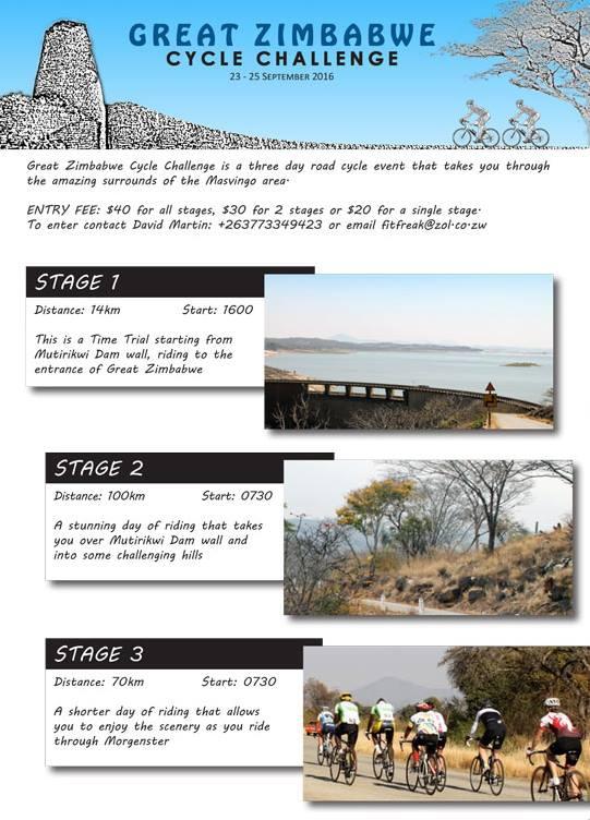 Great Zimbabwe Cycle Challenge