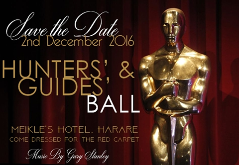 Hunters' And Guides Ball