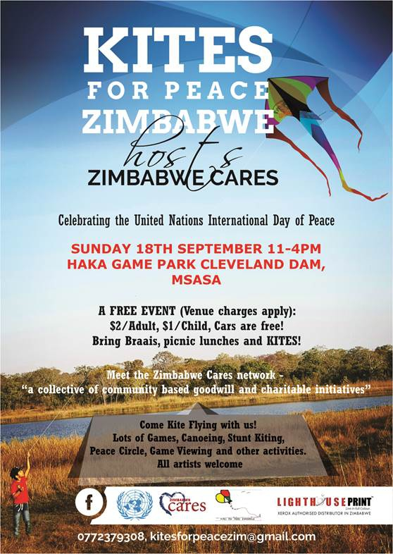 Kites For Peace Zimbabwe