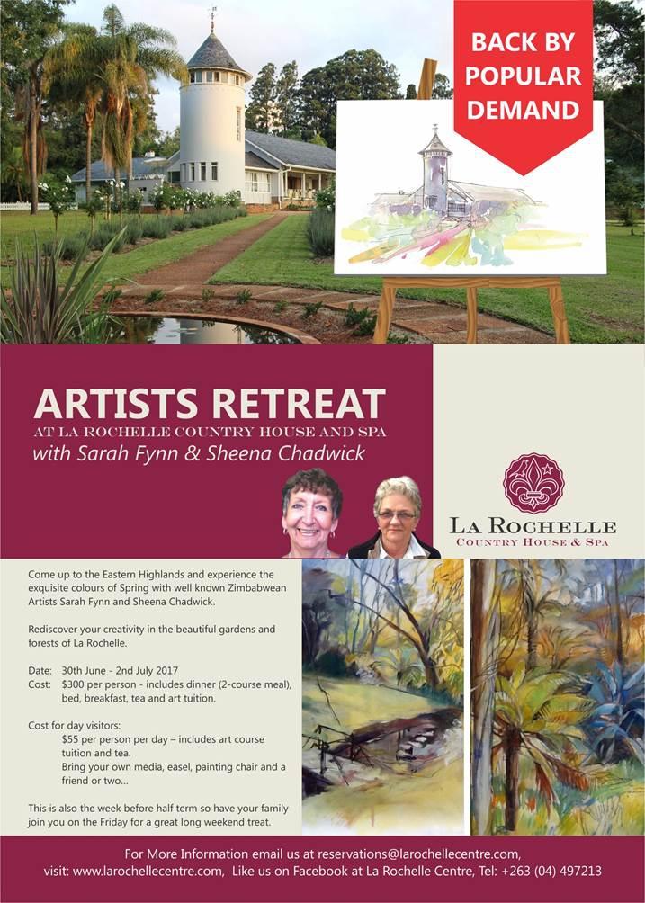 La Rochelle Artists Retreat