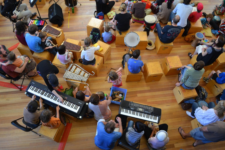 Music Workshop.
