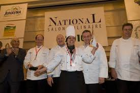 National Salon Culinaire.