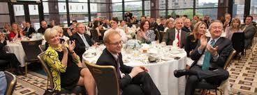 Old Georgians' Association Annual Reunion Dinner.