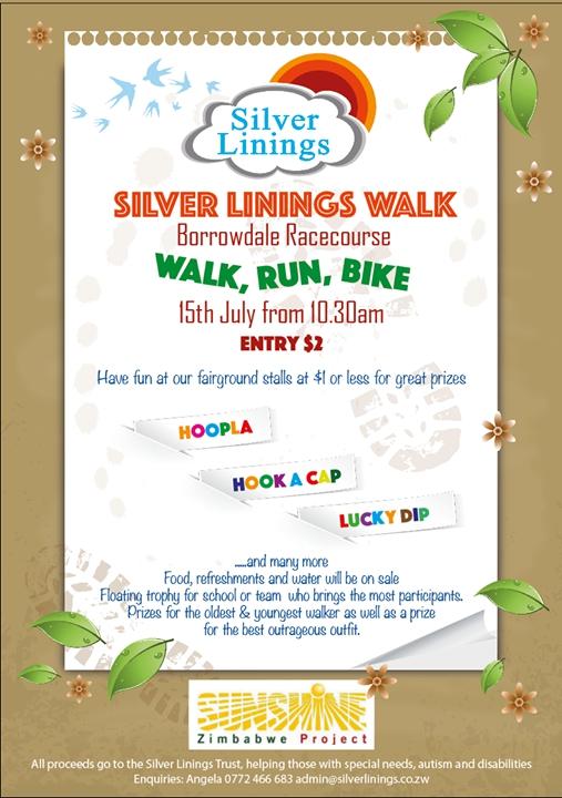 Silver Linings Trust Walk